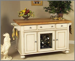 Kaco Kitchen Island